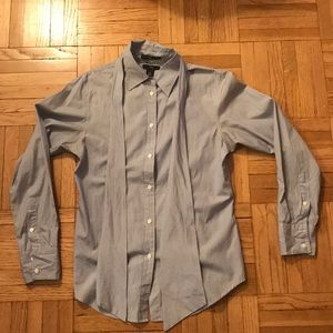 GAP fitted button down work-shirt